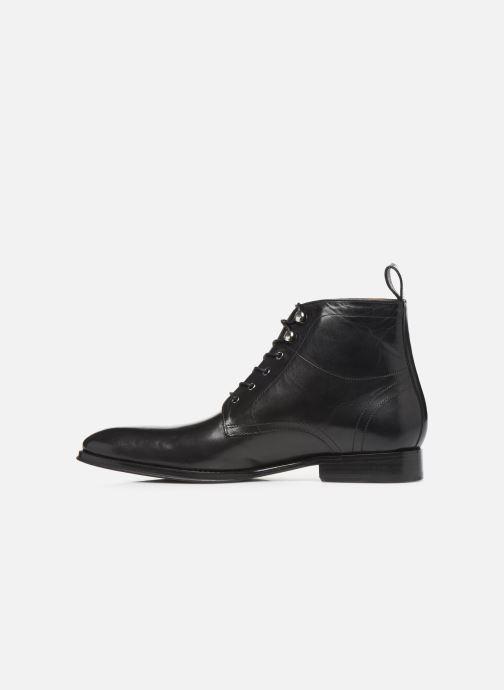 Bottines et boots Melvin & Hamilton KANE 24 Noir vue face