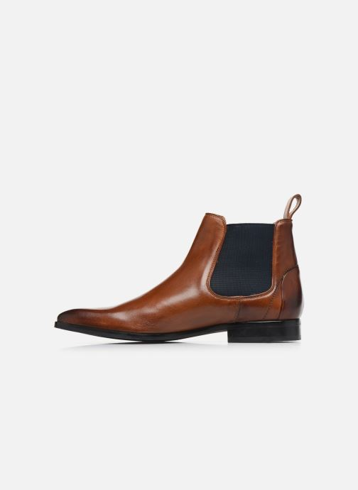 Ankle boots Melvin & Hamilton RICO 5 Brown front view