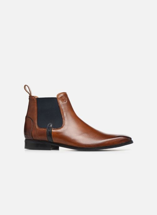 Ankle boots Melvin & Hamilton RICO 5 Brown back view