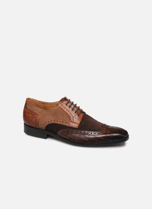 Chaussures à lacets Melvin & Hamilton RICO 16 Marron vue détail/paire