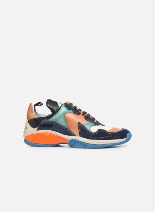Trainers Melvin & Hamilton KOBE 1 Multicolor back view