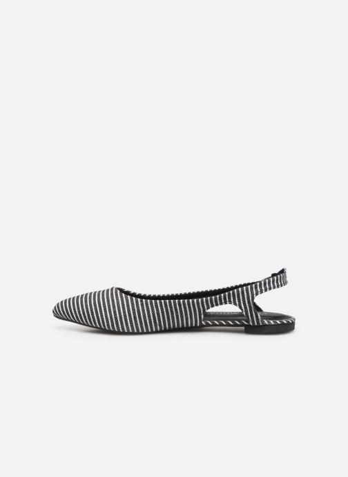 Ballerina's Vero Moda Vmmira Shoe Zwart voorkant