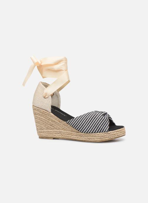 Scarpe di corda Vero Moda Vmnicole Wedge Sandal Nero immagine posteriore