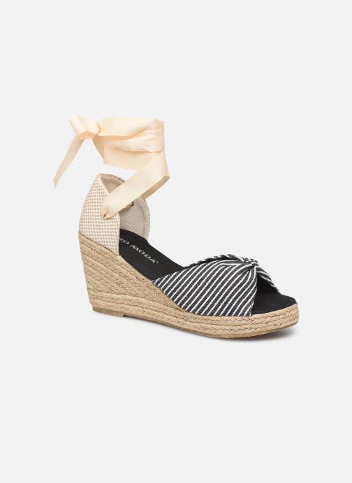 Scarpe di corda Vero Moda Vmnicole Wedge Sandal Nero vedi dettaglio/paio