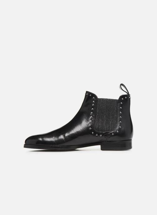 Bottines et boots Melvin & Hamilton SUZAN 37 Noir vue face
