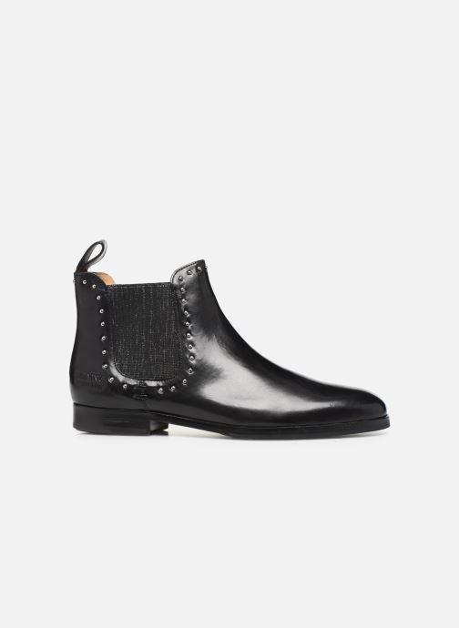 Boots en enkellaarsjes Melvin & Hamilton SUZAN 37 Zwart achterkant