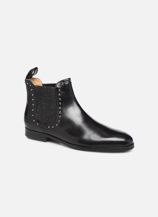 Boots en enkellaarsjes Melvin & Hamilton SUZAN 37 Zwart detail
