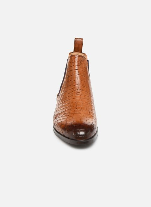 Bottines et boots Melvin & Hamilton SUZAN 10 Marron vue portées chaussures