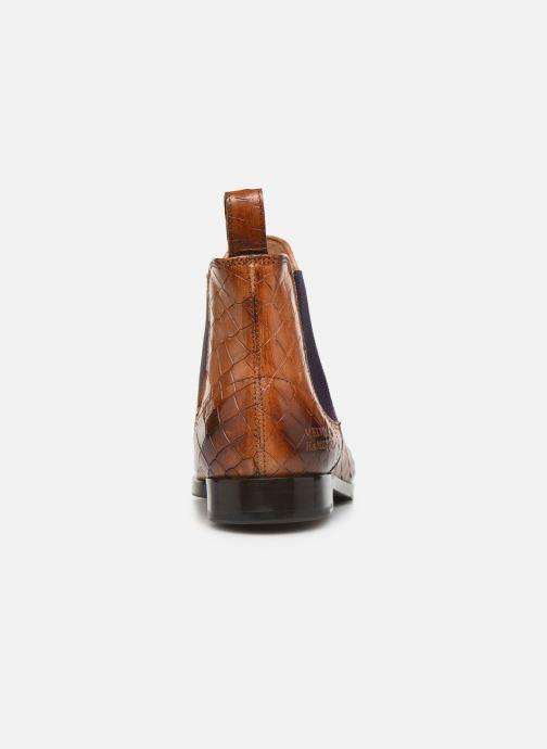 Bottines et boots Melvin & Hamilton SUZAN 10 Marron vue droite