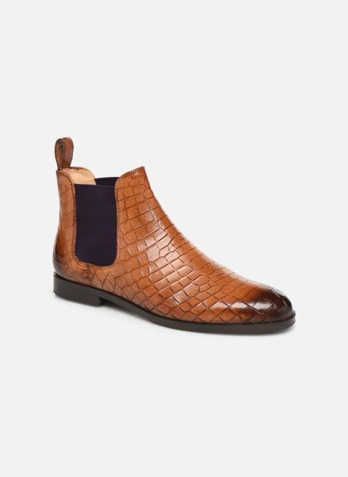 Bottines et boots Melvin & Hamilton SUZAN 10 Marron vue détail/paire