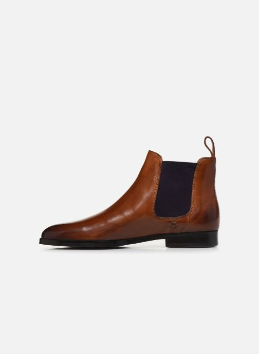 Bottines et boots Melvin & Hamilton SUZAN 10 Marron vue face