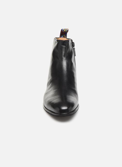 Bottines et boots Melvin & Hamilton SUZAN 43 Noir vue portées chaussures