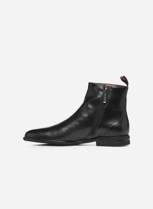 Bottines et boots Melvin & Hamilton SUZAN 43 Noir vue face