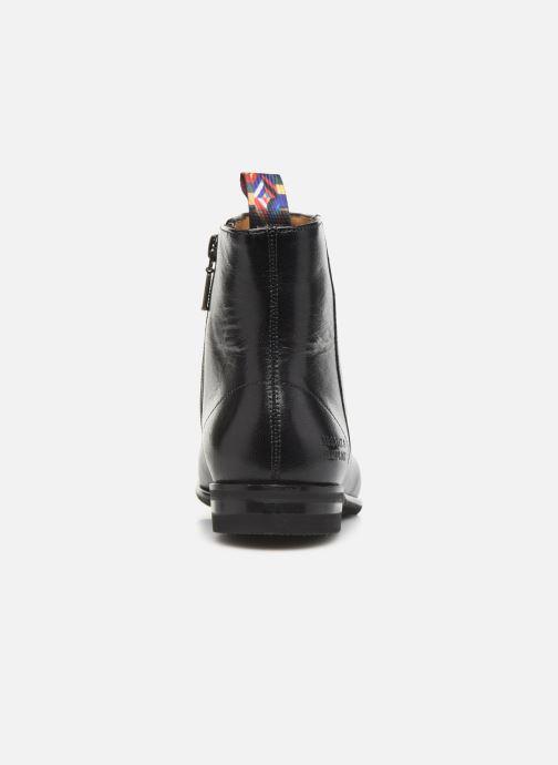 Bottines et boots Melvin & Hamilton SUZAN 43 Noir vue droite