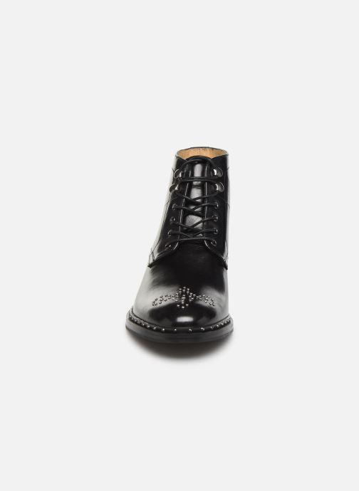 Boots en enkellaarsjes Melvin & Hamilton SALLY 109 Zwart model