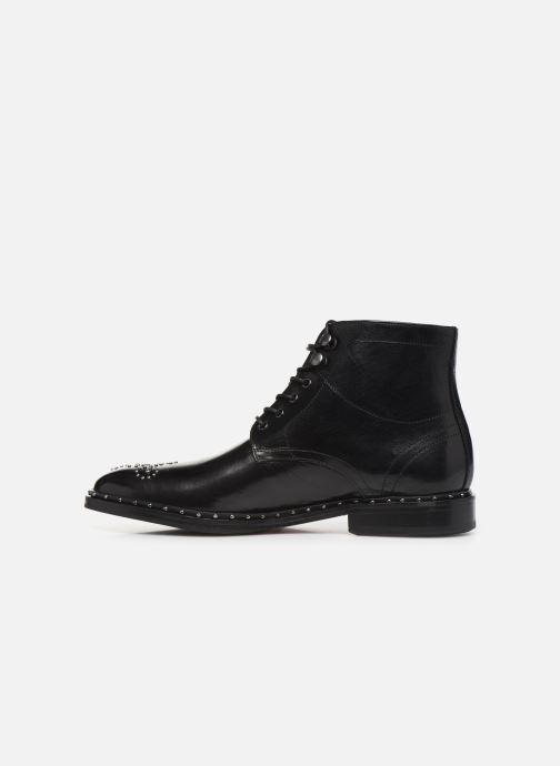 Boots en enkellaarsjes Melvin & Hamilton SALLY 109 Zwart voorkant