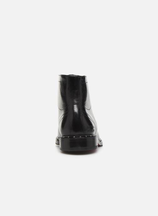 Bottines et boots Melvin & Hamilton SALLY 109 Noir vue droite
