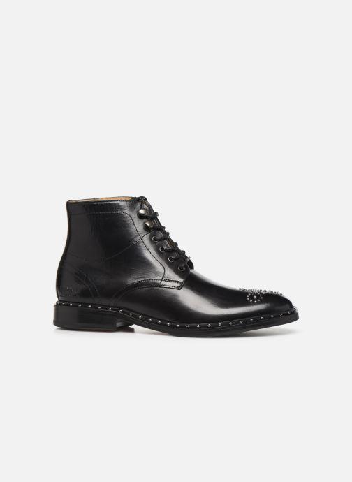 Boots en enkellaarsjes Melvin & Hamilton SALLY 109 Zwart achterkant