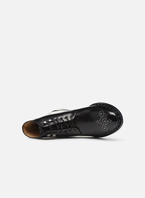 Bottines et boots Melvin & Hamilton SALLY 109 Noir vue gauche