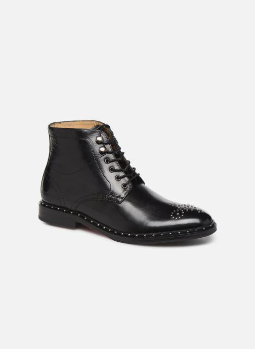 Boots en enkellaarsjes Melvin & Hamilton SALLY 109 Zwart detail