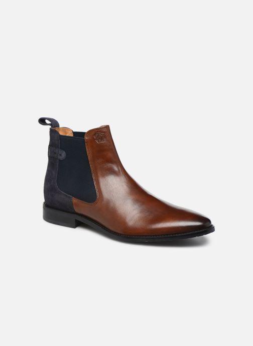 Bottines et boots Melvin & Hamilton VICTOR 6 Marron vue détail/paire