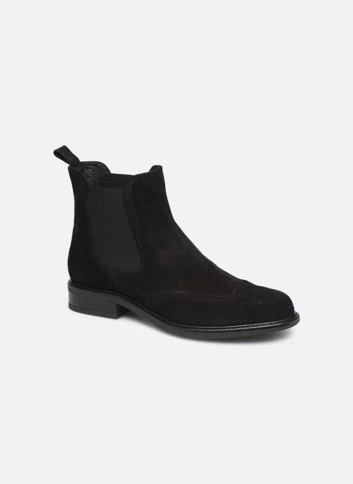 Bottines et boots Georgia Rose Dantia Noir vue détail/paire
