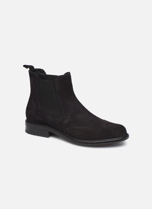 Bottines et boots Georgia Rose Dantia Bleu vue détail/paire