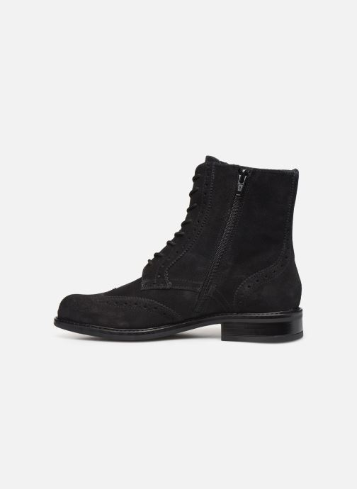 Ankle boots Georgia Rose Donna Black front view