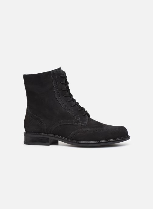 Ankle boots Georgia Rose Donna Black back view