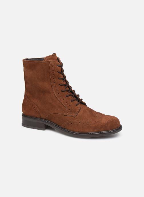 Bottines et boots Georgia Rose Donna Marron vue détail/paire