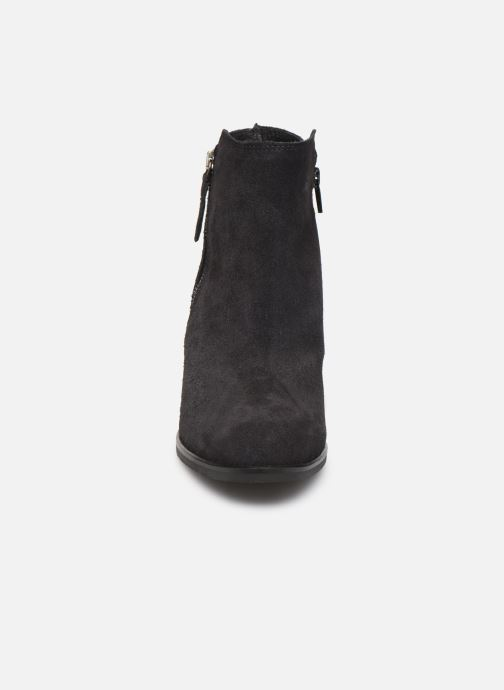 Bottines et boots Georgia Rose Diletta Bleu vue portées chaussures