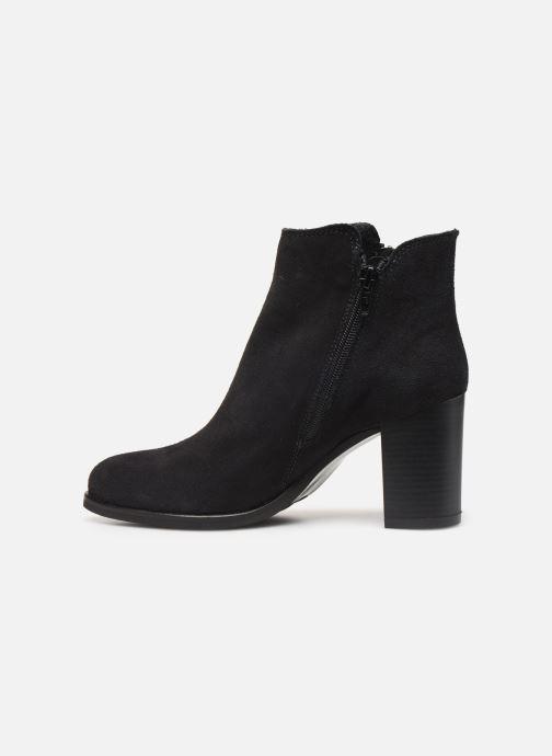 Bottines et boots Georgia Rose Diletta Bleu vue face