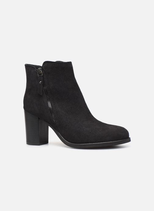 Bottines et boots Georgia Rose Diletta Bleu vue derrière