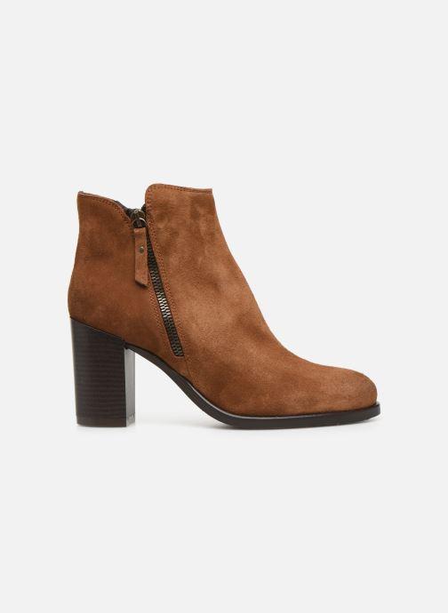 Bottines et boots Georgia Rose Diletta Marron vue derrière
