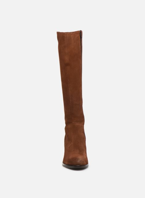Boots & wellies Georgia Rose Dafiliat Brown model view