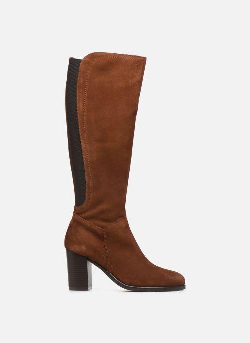 Boots & wellies Georgia Rose Dafiliat Brown back view