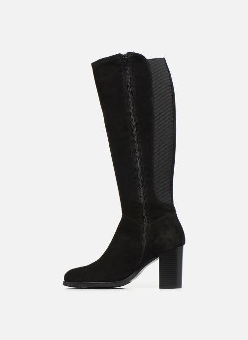 Stiefel Georgia Rose Dafiliat schwarz ansicht von vorne