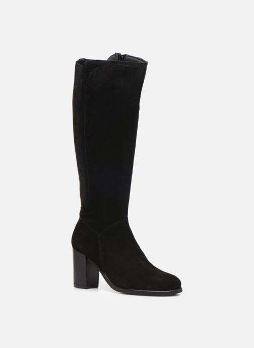 Stiefel Georgia Rose Dafiliat schwarz detaillierte ansicht/modell