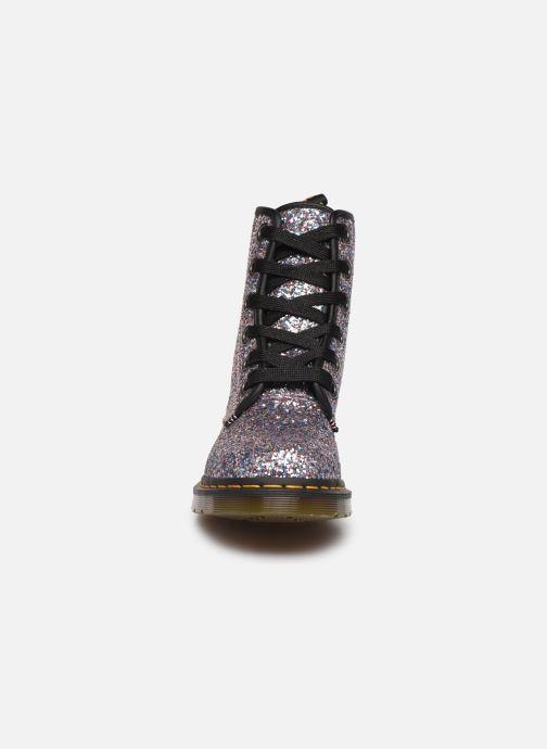 Bottines et boots Dr. Martens 1460 Farrah Glitter Multicolore vue portées chaussures