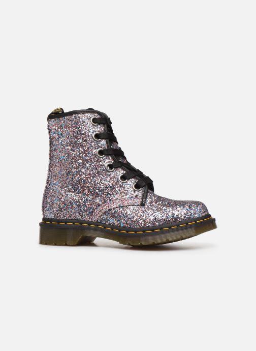 Bottines et boots Dr. Martens 1460 Farrah Glitter Multicolore vue derrière