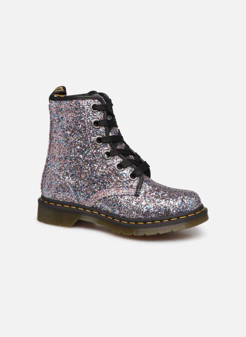 Bottines et boots Dr. Martens 1460 Farrah Glitter Multicolore vue détail/paire