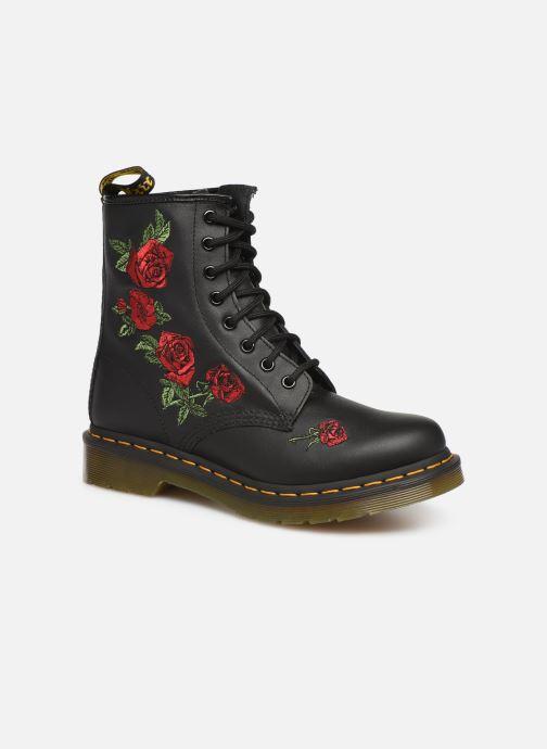 Boots en enkellaarsjes DR. Martens 1460 Vonda Zwart detail