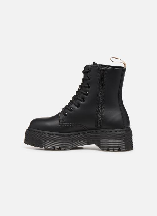 Bottines et boots Dr. Martens Vegan Jadon II Mono Noir vue face