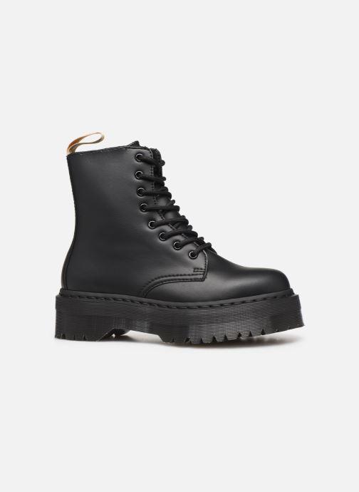 Bottines et boots Dr. Martens Vegan Jadon II Mono Noir vue derrière