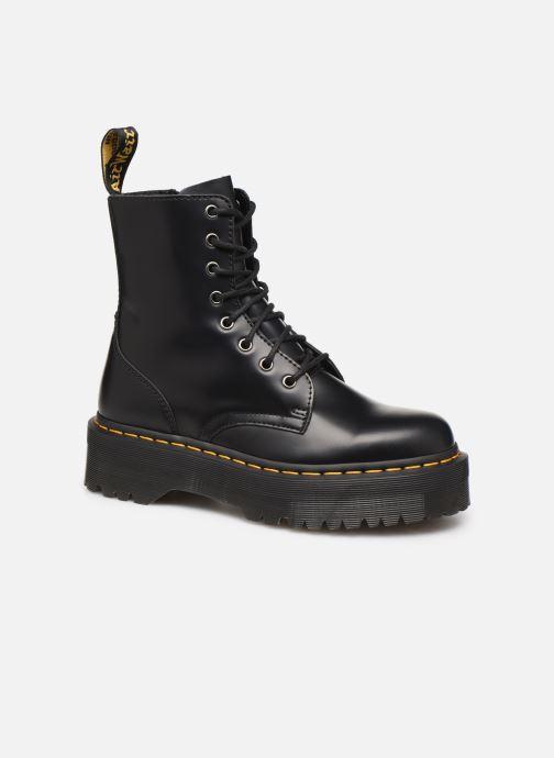 Stiefeletten & Boots Dr. Martens Jadon schwarz detaillierte ansicht/modell