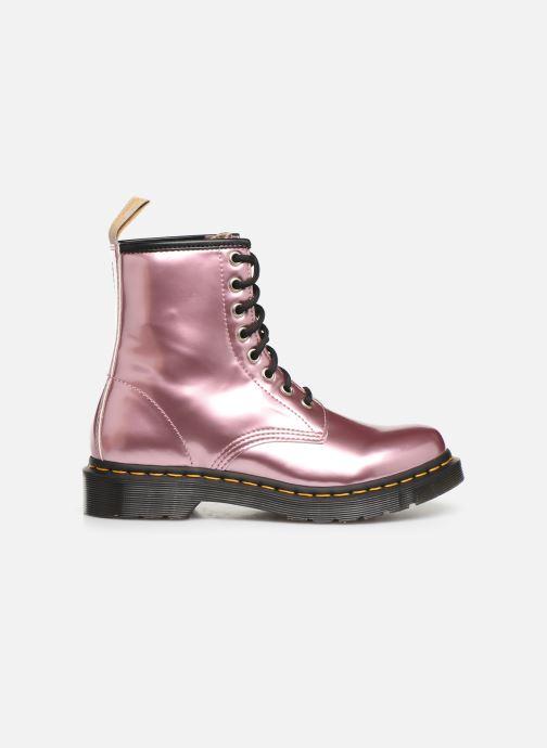 Stiefeletten & Boots Dr. Martens 1460 Vegan rosa ansicht von hinten