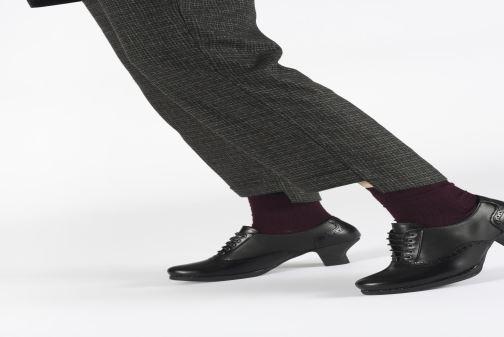 Stiefeletten & Boots Art HARLEM 1068 schwarz ansicht von unten / tasche getragen