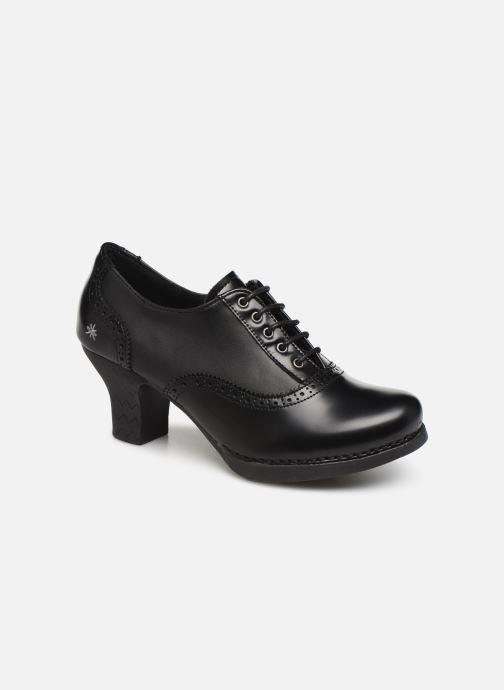 Ankelstøvler Art HARLEM 1068 Sort detaljeret billede af skoene