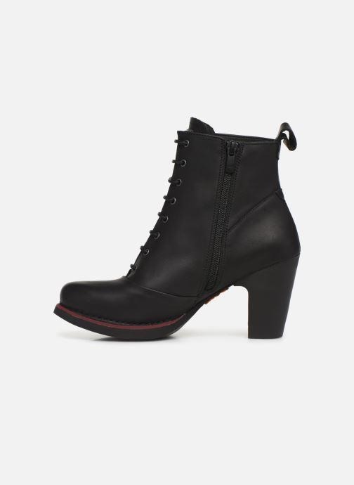 Boots en enkellaarsjes Art GRAN VIA 1146 Zwart voorkant