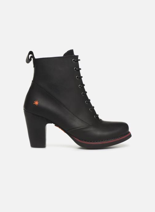 Boots en enkellaarsjes Art GRAN VIA 1146 Zwart achterkant